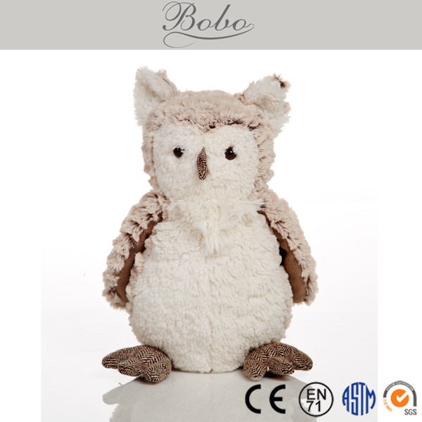 Cute New Designed Owl Plush Stuffed Animal Toy For Babies