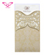 Dilian Wedding New Sleeve Wedding Invitation Card Laser Cut