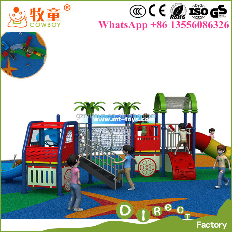 Kids outdoor play area equipment , toddler outdoor play area for kids