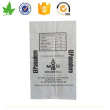 PP woven chicken feed bag 50kg