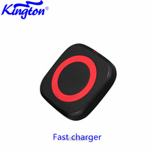 Qi Wireless Fast Charging Charger 9V 2A Car Charger Magnetic Induction