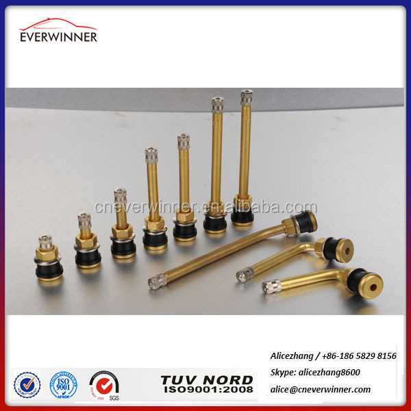 Tubeless Metal Clamp-in Valves For Truck and Bus