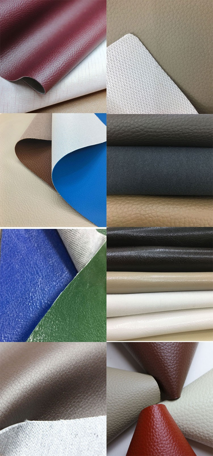 New style Imitation Leather Fabric & Sofa Leather Material