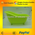 plastic bath shape storage box