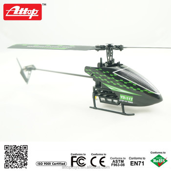 YD-117 rc toy 4ch 2.4GHz single blade helicopter with remote control