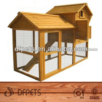 FSC Chicken Pen With Metal Fodder Tray DFC004