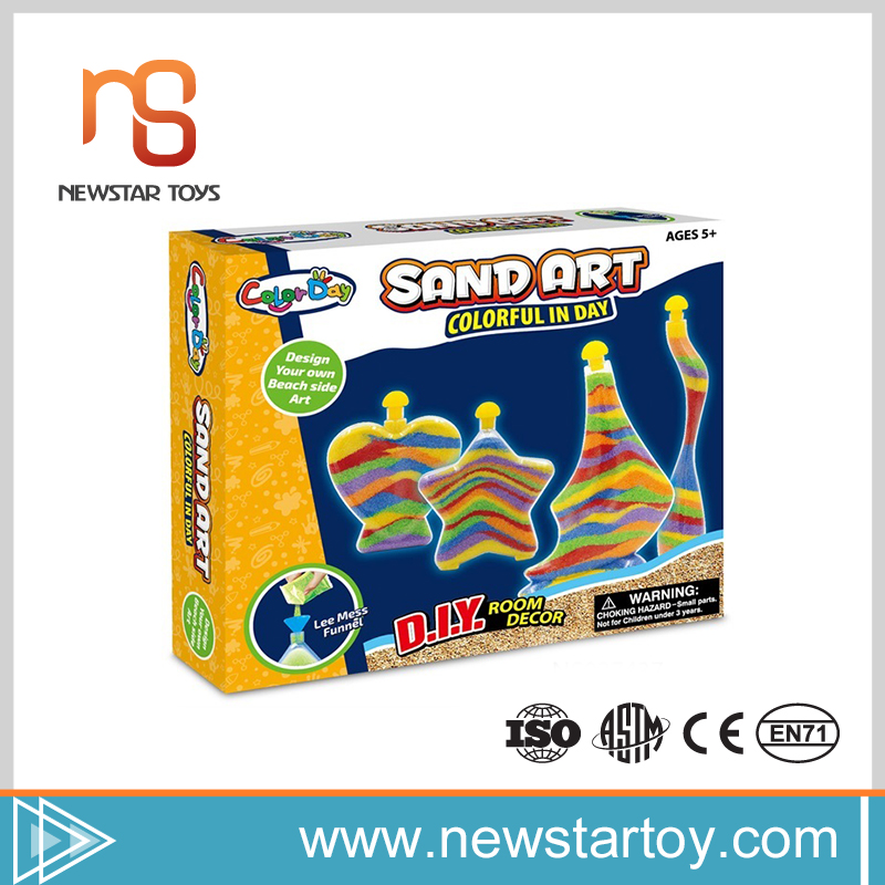 children products handmade beautiful kids sand art for wholesale