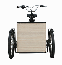 New bakfiets for pets cargo bike mini cart trike hot sale
