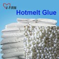 Hot Melt Glue Pellets for PVC Wrapping MDF board ,coating and edge sealing VLM6161