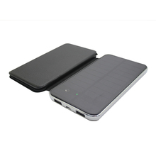 Nice Solar Power Bank 8000mAh Portable External Battery Charger For Smart Phone, Made in Shenzhen, China