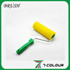 rubber foam roller,decorative birdcages roller brush,synthetic sponge brush