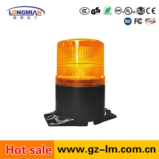3 Years Warranty Long Lifespan 3w Rechargeable Led warning Light Strobe Beacon