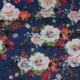 China factory customized Fashion luxury cotton floral print textile fabric