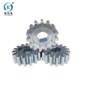 OEM Helical Powder Coated Paper Shredder Plastic Gear Wheel
