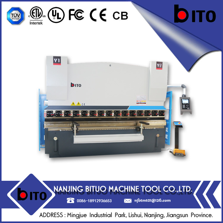 NJBTMT 2 Years No Complain Stable case cnc press brake