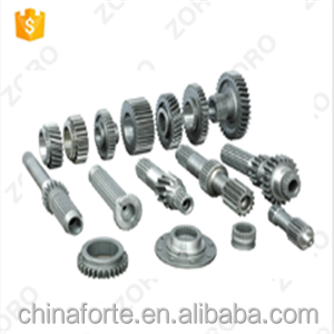 China manufacture CNC Machining Auto Parts Mould cg200 engine gears