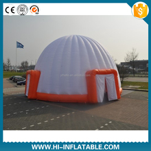 2017 inflatable camping tent/ inflatable air structure