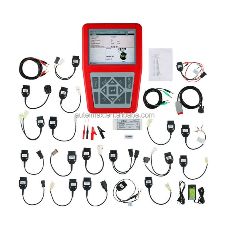 IQ4bike Motorcycle Diagnostic tool Iq4bike full set auto scanner