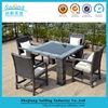 Outside Patio Furniture Garden Tables And Modern Dining Chairs