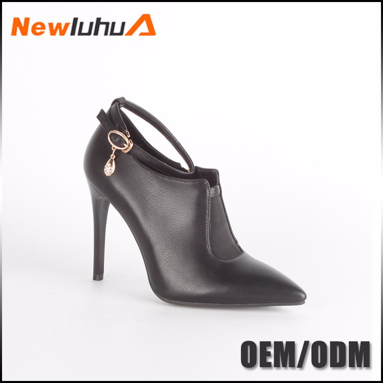 Factory price custom comfortable fashion high heel shoes