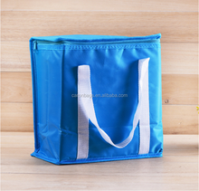portable Eco friendly custom 600d oxford polyester picnic cooler lunch bag