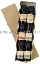 massage oil gift set top quality for sales