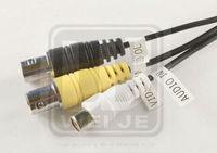 TV Cable Adapters - BNC RCA F type