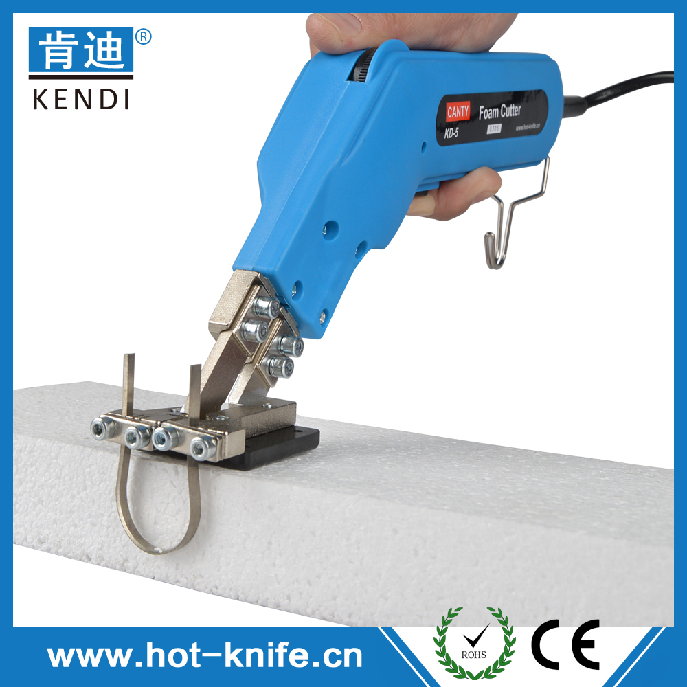 Hot Knife Foam Cutter Grooving cutter for sale