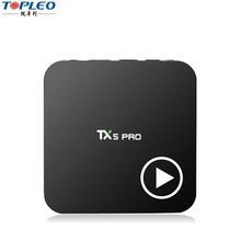 TX5 Pro Android 6.0 TV Box 2G/16G Amlogic S905X Chip 4K Kodi Full HD Smart Media Player TX5 Pro Set Top Box