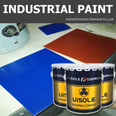 High performance water based epoxy enamel paint for steel or metal ,Industrial paint