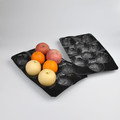 Apple Insert Tray disposable medical plastic trays