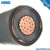 IEC60502 6/10kv copper tape screen xlpe insulation armored fire retardant single core 240mm2 power cable