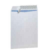 Pull & Seal Security Envelope, 9 x 12, White 100 Count (3 Pack) , Envelopes Factory