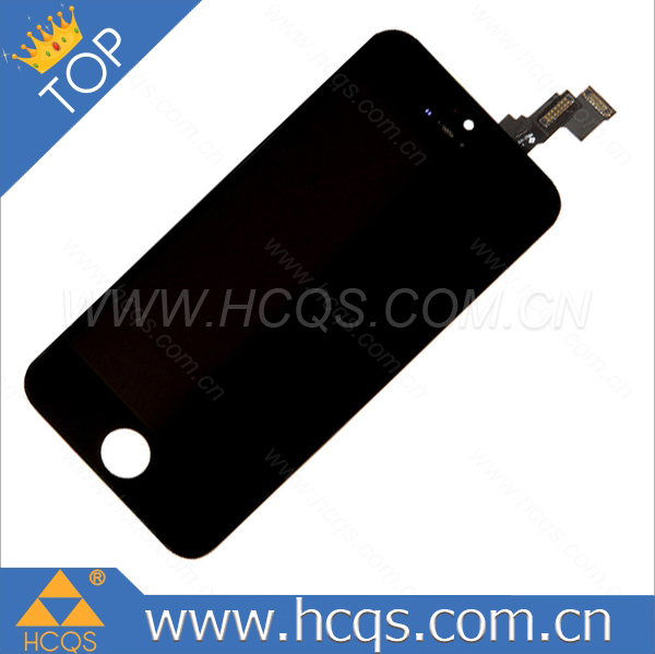 China factory for iphone5c lcd screen, high quality Glass screen for iphone5c, For iphone 5c screen complete