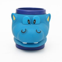Hot Sale High Quality Animal Shape EN71 PVC Mug <strong>Cup</strong>