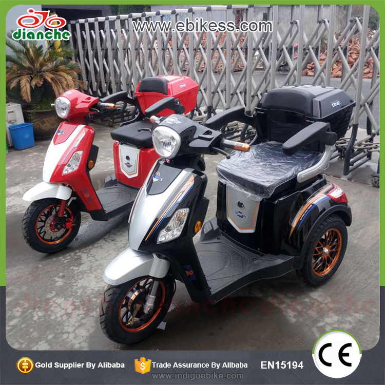 Customized 3-wheel electric motorcycle Sold On Alibaba
