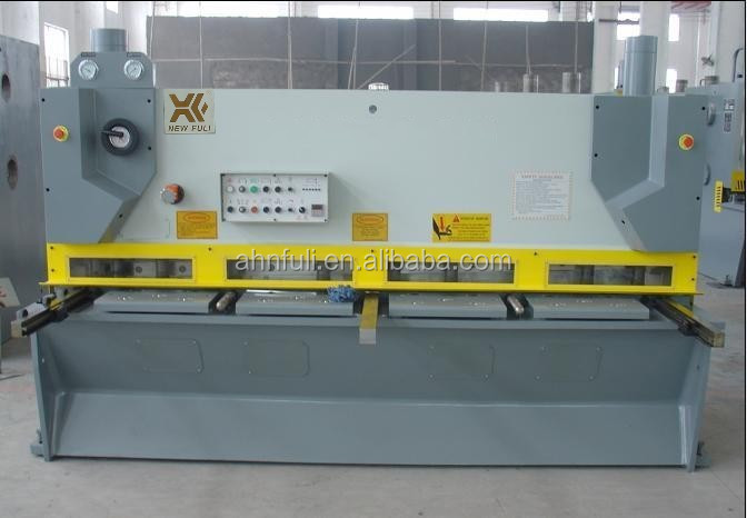 3 meter CNC Hydraulic Guillotine Shear Machine /Cutting Machine(GSM-6*3050)
