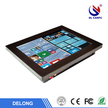 15 inch win8 industrial touch panel pc