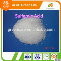 High purity sulfamic acid