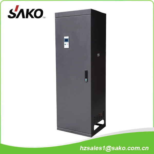 3-Phase AC Voltage Frequency Inverter, VFD for Fan and Water Pump 380V--440V 0.75kw--500kw
