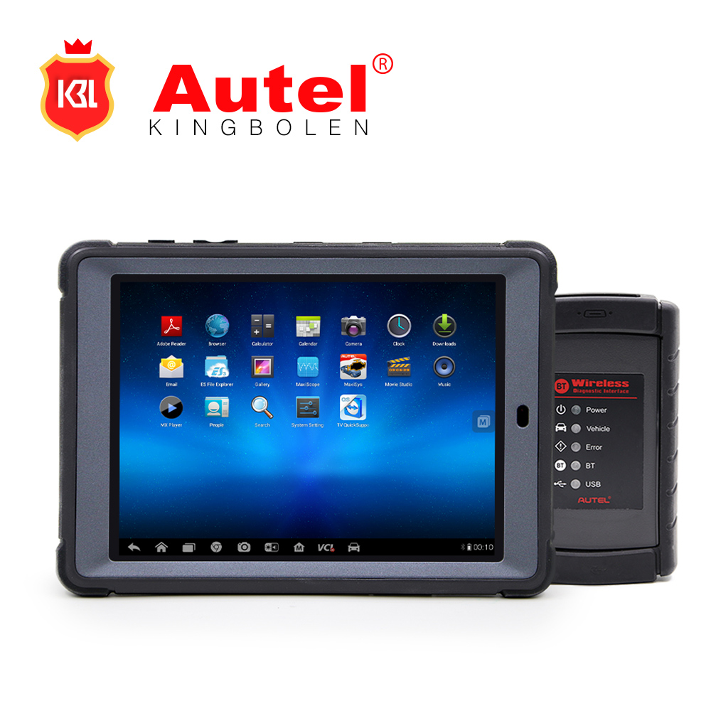 2018 New arrival Autel MaxiSys Mini MS905 Automotive Diagnostic and Analysis System Update Online Auto scanner