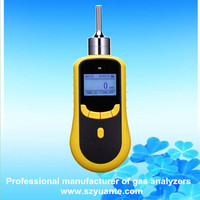 Portable built-in pump CH2O formaldehyde test instruments