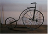 Antique Style Metal Oldy Cycle Model