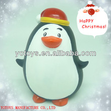 PVC Animated Christmas toys 2014 with CE