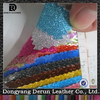 2015 Hot sell PVC Leather stocklot for Bag