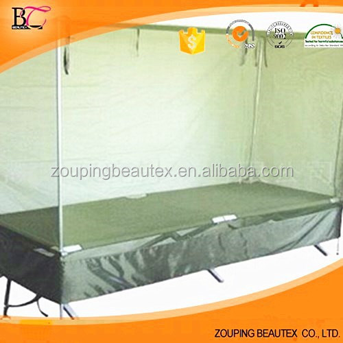 100% polyester Material insecticide treated green bed nets/king size mosquito net /moustiquaire /mosquitero /mosquiteiro