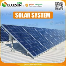China manufacture 2kw solar system price kit connect to utility grid