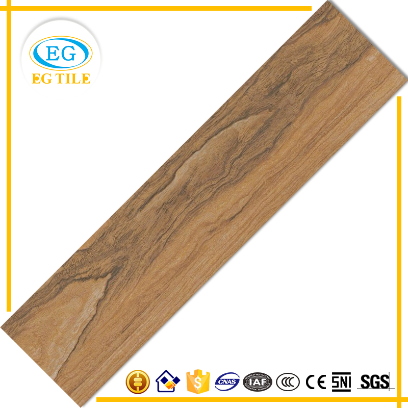 "Foshan wholesale high rated antique carpet balcony garden wood plank vitrified porcellanato ceramic floor tile 150X800 6""X32"""