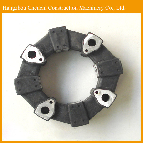 PC20 excavator hydraulic pump rubber coupling 8A