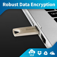 GuardKey, robust 256-bit AES encryption dongle
